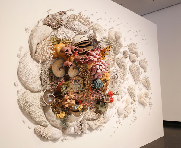 art ocean et ceramique by Courtney Mattison
