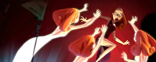 Réflexion, short animation film