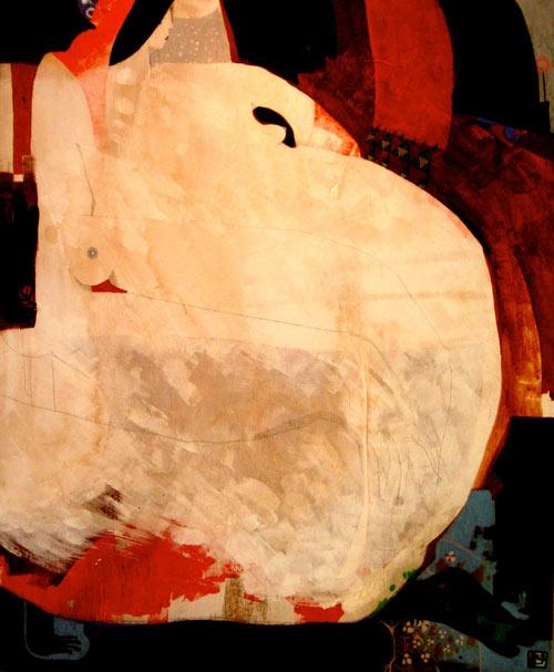 Les Peintures Colorées De Tang Ceegee Blog Graphisme Et Inspiration